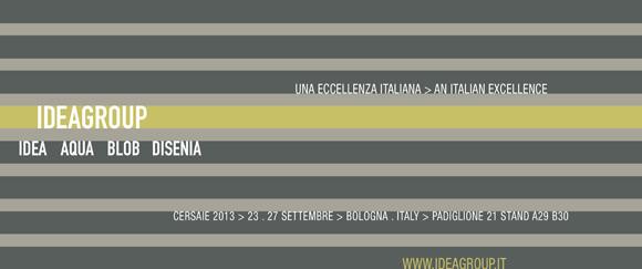Ideagroup en Cersaie 2013