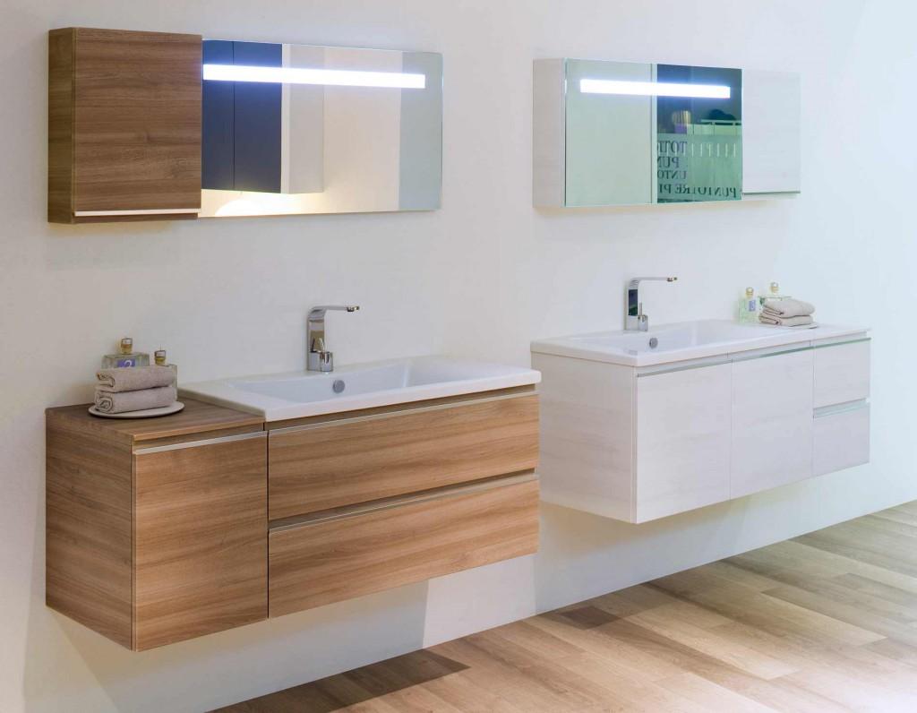 Baños modulares y lavandería Mistral: nuevos módulos y nuevos acabados