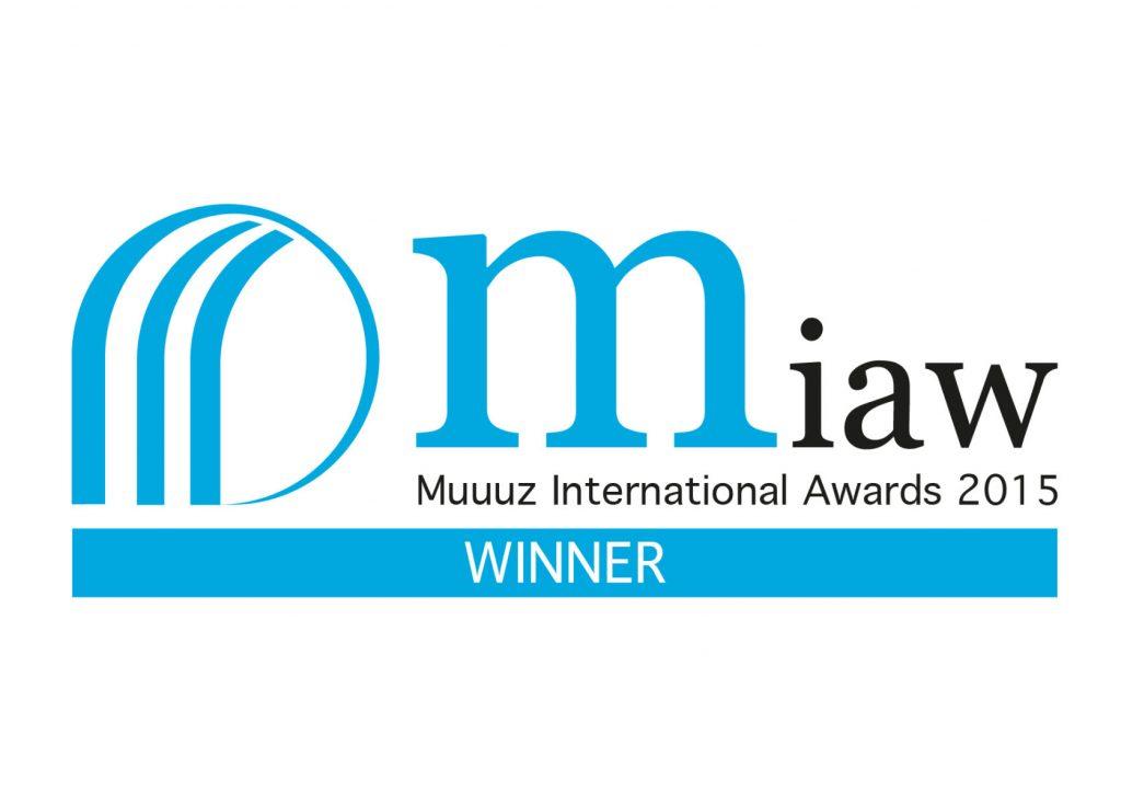 Sense by Aqua, ganadora en los MIAW 2015