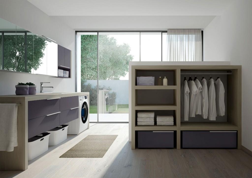 Spazio Time: el lavadero se renueva