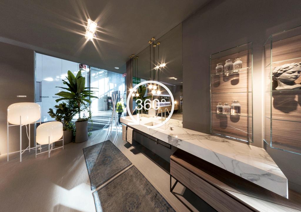 Un Salón del Baño a 360º