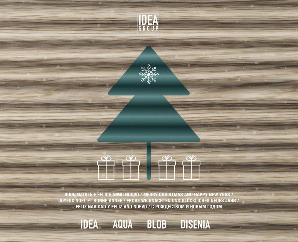 Feliz Navidad y próspero Año Nuoevo