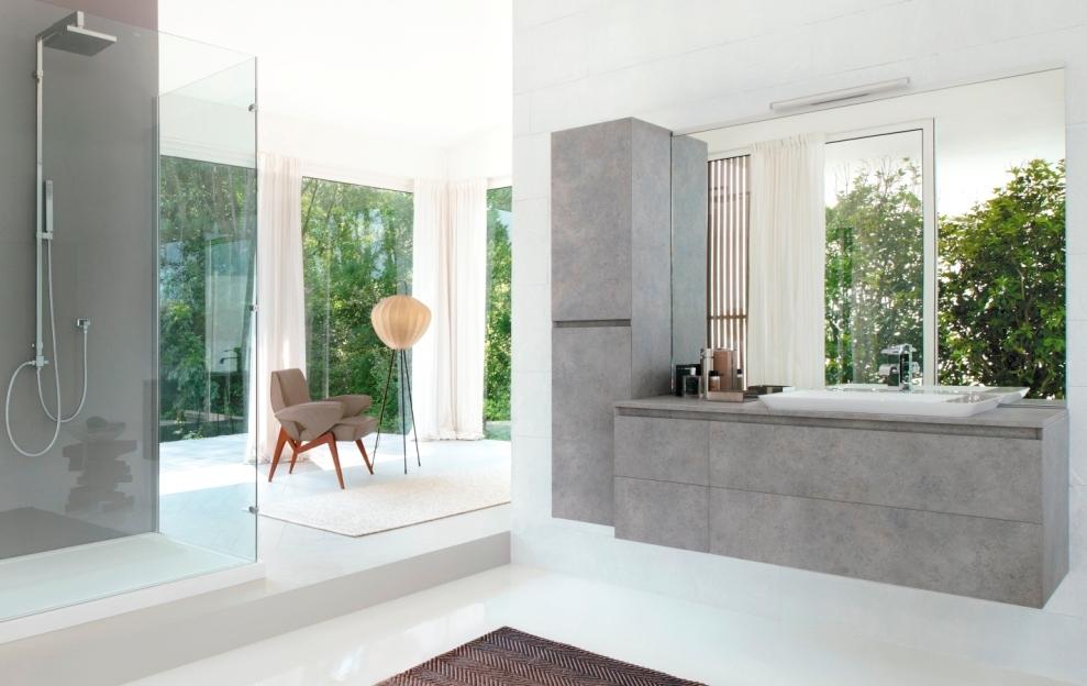 Cubik – muebles de baño minimales