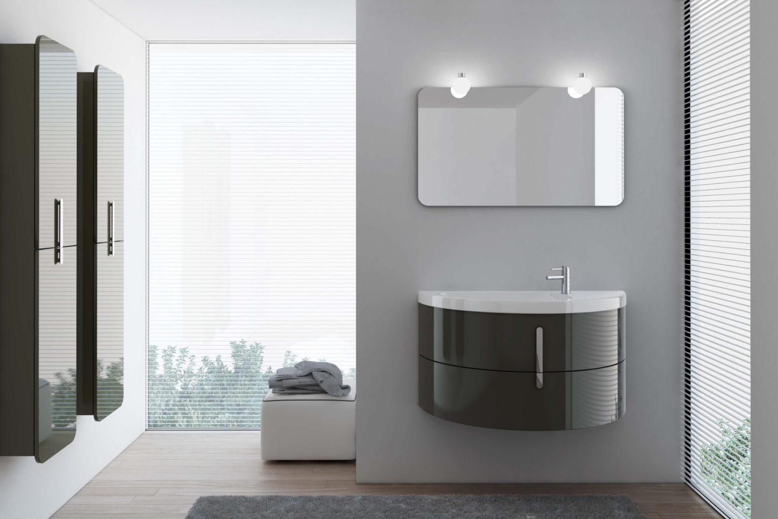 Preview!  Moon, la nueva coleccion de muebles de baño modulares