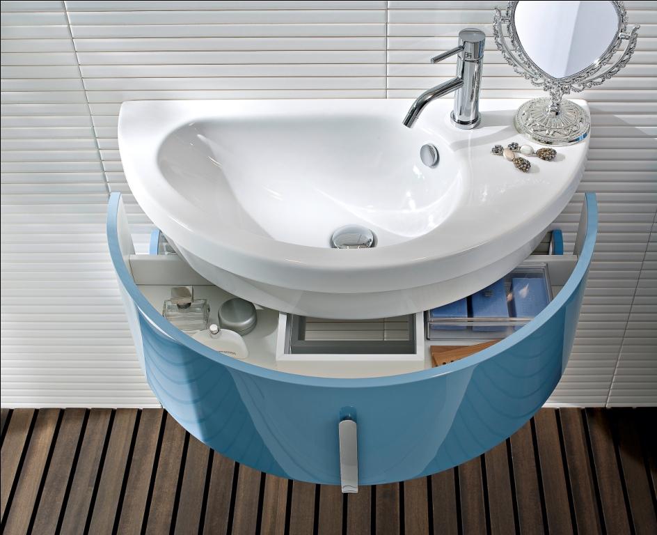 Repubblica Casa&Design – Mueble de baño Moon