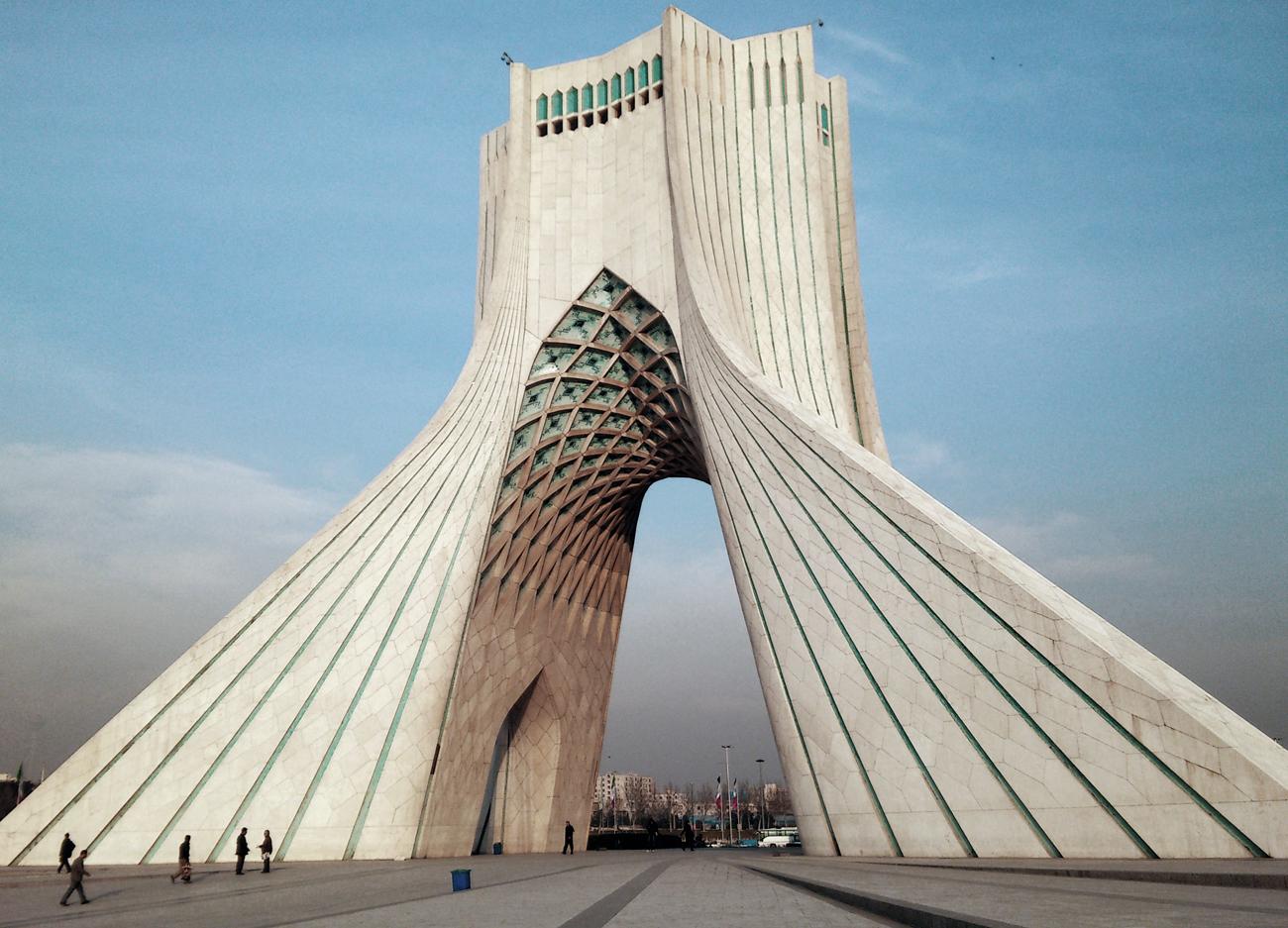Nuestro Made in Italy llega a Irán